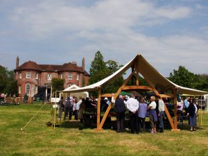 Surrey Wedding Marquee