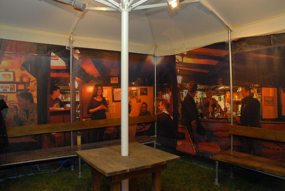 Tent Hire London